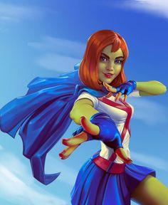 Megan by on DeviantArt Superhero Characters, Dc Characters, Gi Joe, Dc Comics Peliculas, Miss Martian, Martian Manhunter, Young Justice, Dc Heroes, Princess Zelda