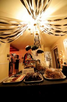 There are many Gatsby Party Ideas that you can try on our current articles, check this out. So if you're prepared to party this up, Gatsby-style Roaring Twenties Party, Roaring 20s Birthday Party, Roaring 20s Theme, 30th Birthday, Gatsby Theme, Mafia Party, Prohibition Party, Speakeasy Party, The Great Gatsby
