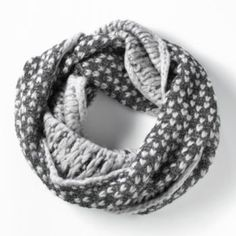 Simply Vera Vera Wang Sparkle and Fade Infinity Scarf