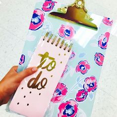 To-DO | DIY School Supplies for Teens