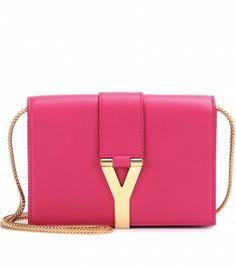 Saint Laurent - Classic Y Small leather shoulder bag - mytheresa.com GmbH