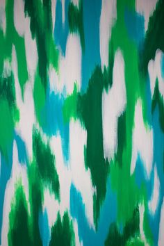 Påbörjad abstrakt tavla | Herbariumet