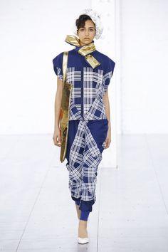 Fashion East  #VogueRussia #readytowear #rtw #fallwinter2018 #FashionEast #VogueCollections