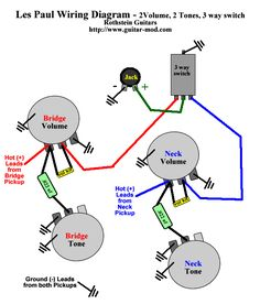 guitar wiring diagrams 2 pickups pinteres 335 wiring diagram google search