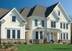Taylor Construction Offers A Wide Selection Of Home Improvement Products Including Vinyl Siding Wind Vinyl Siding House House Siding Styles Metal Roof Houses