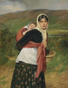 Julian Alden Weir - 1852-1919