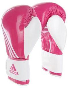 ADIDAS BOXING 'Fitness Training' Hybrid Gloves (10 oz).