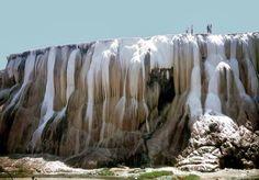 Cachoeira termal Hammam Meskhoutine