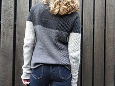 Ravelry: TextureTide pattern by Judy Brien