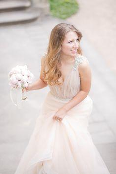 "Real Wedding Inspired by Zahavit Tshuba ""Daria"" - Belle The Magazine"