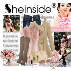 """""""Spring - Sheinside"""" by grachy on Polyvore"""