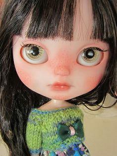 Icy Blythe Doll, Icydoll
