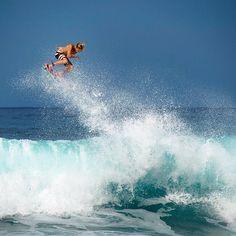 Surf... Poppin an ollie