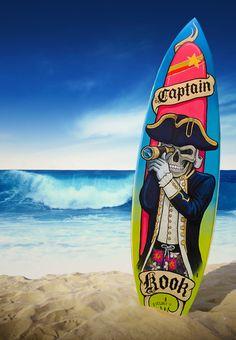 View a selection of Fieldey's favourite surfboard artworks. Surfboard Storage, Surfboard Art, Surfing Videos, Palm Frond Art, Hawaii Surf, Stick Art, Skate Surf, Surf Art, Surf Girls