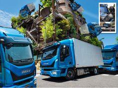 Toutes les infos sur le nouvel EUROCARGO (reportage video, image et article avec des mémos  http://www.truckeditions.com/EUROCARGO-nouvel-avatar-mobile…