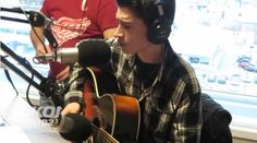 """Get ready to pick your jaw off the floor. Seriously. This 16-year-old kid from Quebec sounds EXACTLY like Elvis Presley. Apparently the King ain't dead, he's just been living in Canada all this time! You have to hear his version of """"Blue Christmas."""""""