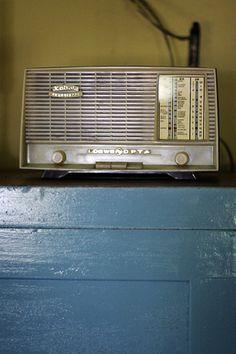 Loewe Opta -radio by 76Soikkeli, via Flickr