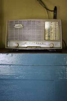 Loewe Opta -radio by 76Soikkeli, via Flickr