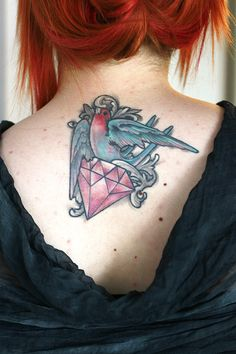 by J-P @ Putka Tattoo, Finland.