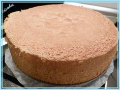 Výborný piškot :-) i na muffiny Apple Cake, Sweet Desserts, Pavlova, Cornbread, Vanilla Cake, Tiramisu, Fondant, Cake Recipes, Cheesecake