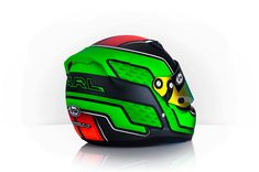 Racing Helmets Garage: Arai SK-5 K.Leesma 2013 by Tribilia Design
