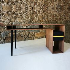 AROUND.U Desk, $3,600, now featured on Fab.