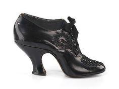 1900-1910's shoes