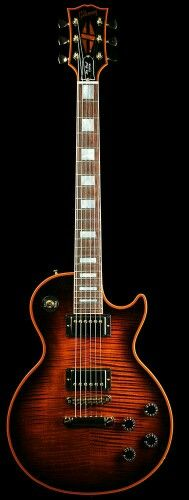 Gibson Les Paul Black Widow  Fazer essa no Purkott EMGs James Hetfield Ferragem Gun Metal: tailpiece, tune-o-matic, fast knobs