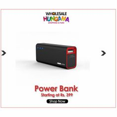 Shop For Brand New & Original Powerbank. Syska, Portronics, Samsung + +