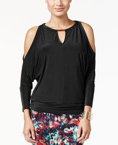 Thalia Sodi Cold-Shoulder Top, Only at Macy's