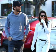 Is there hope for them?: On Wednesday the pair were seen looking cheerful as they headed t...
