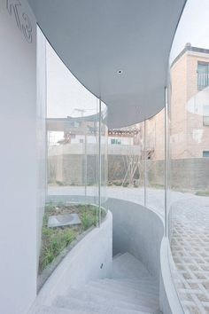Kukje Gallery by SO-IL. #architecture #design #curtainwall
