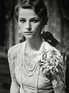 Charlotte Rampling, 1969 film, The Damned, directed by Luchino Visconti.