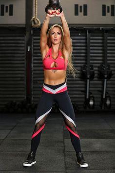 Top instinct em suplex poliamida com bojo in 2019 fitness hotties спорт, го Workout Attire, Workout Wear, Sport Fitness, Fitness Models, Gym Fitness, Extreme Fitness, Woman Fitness, Dieta Fitness, Fitness Wear