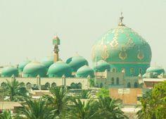 freeiraq:    Basra Mosque,Basra, Iraq.
