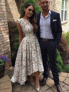 2017 Homecoming Dress Tulle Sashes/Ribbons Belt Short Prom Dress Party Dress JKS033
