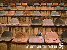 Against Modern Football ! Old Firm, Football Fashion, Old School, Soccer, Casual, Modern, Contemporary, Die Hard, Game