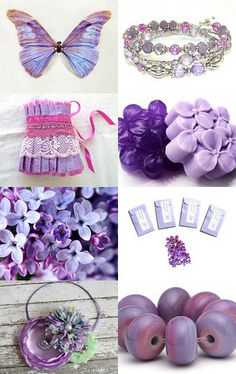 Spring is in the Air by Sylvia Swasey on Etsy--Pinned with TreasuryPin.com