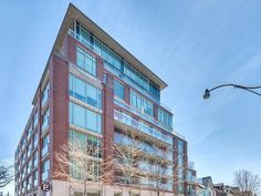 Ideal Lofts is a residential condominium low-rise building at 301 Markham St. and College St.