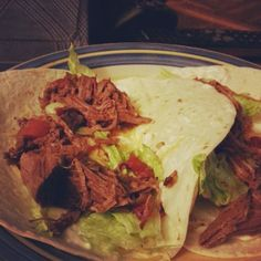 Heat's Kitchen: Ranch Salsa Tacos - super easy and so yummy. Seth and I loved them. Plus, this blogger is my friend! :)
