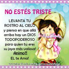 Dios esta contigo
