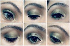 Tutorial de Reveillon   New in Makeup