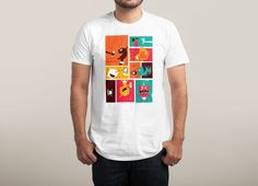 """A Powerful Baby"" - Threadless.com - Best t-shirts in the world"
