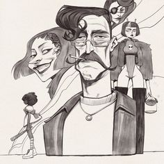Sketches, character drawing и illustration art. Character Sketches, Character Design Animation, Character Drawing, Art Sketches, Cartoon Kunst, Cartoon Art, Art And Illustration, Character Illustration, Drawing Cartoon Faces