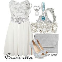 """Cinderella"" by disneybychantelle on Polyvore"