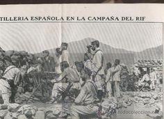 REVISTA.AÑO 1909.PRINCIPES EN LA GUERRA DE MARRUECOS.RIFF.CABRERIZAS ALTAS.TREN.SIDI MUZA.ZELUAN.