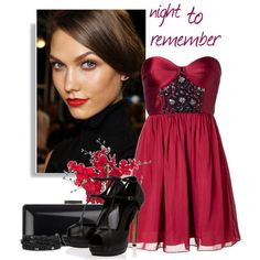 """remember"" by kchems on Polyvore"