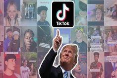 جديد.. ترامب يصدر أمر تنفيذي بمنع الشركات الأمريكية من التعامل مع الشركة المطورة لـ TikTok