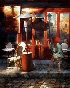 Andrei Krioutchenko . . #beautifulgirl #hat #redhat #art #artist #artists #artiste #artistsofinstagram #artoninstagram #artstyle #artworks #artworld #artofuniverse #artofnature #instaart #arte_of_nature #artofitaly #artistique #artiste #1000concepts #sketch #sketches #sketching #drawing #handpainting #1000concepts #1000_concepts Great Paintings, Red Hats, Art World, Contemporary Artists, Impressionism, Insta Art, Art Gallery, Sketches, Hand Painted