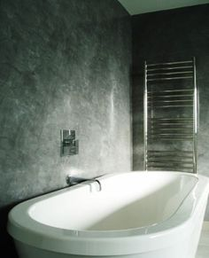 Venetian polished plaster (by guy based in East London)